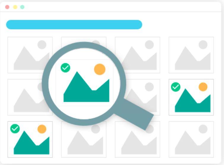 AI Image Analysis graphic for local seo blog