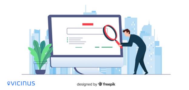 customer search intentions vicnus.ai