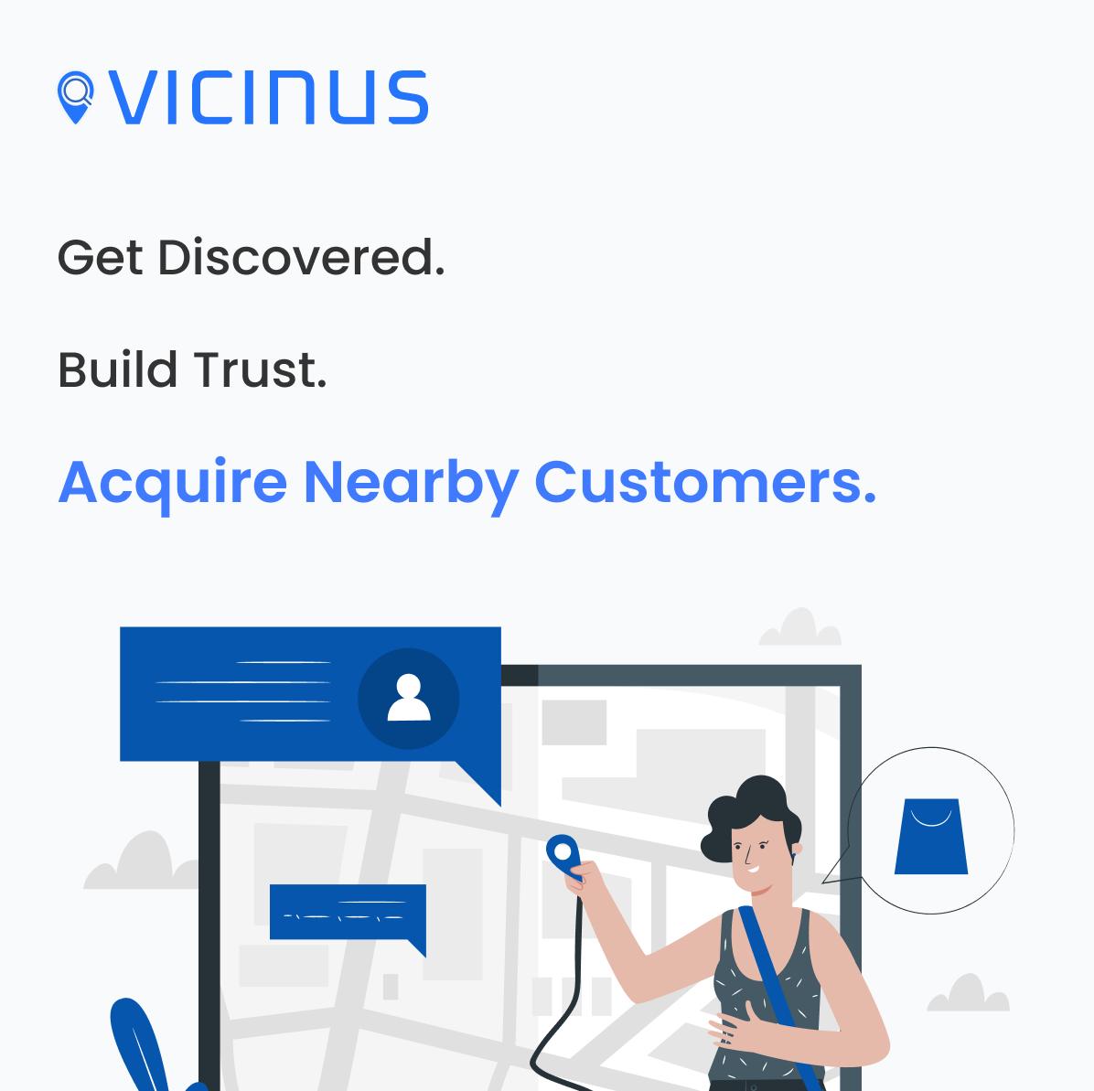 vicinus local seo
