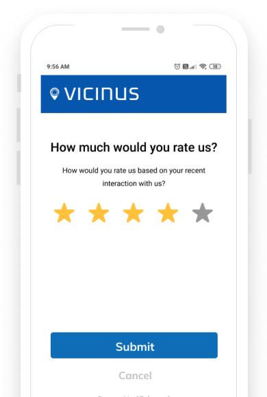 reputation management reviews vicinus.ai