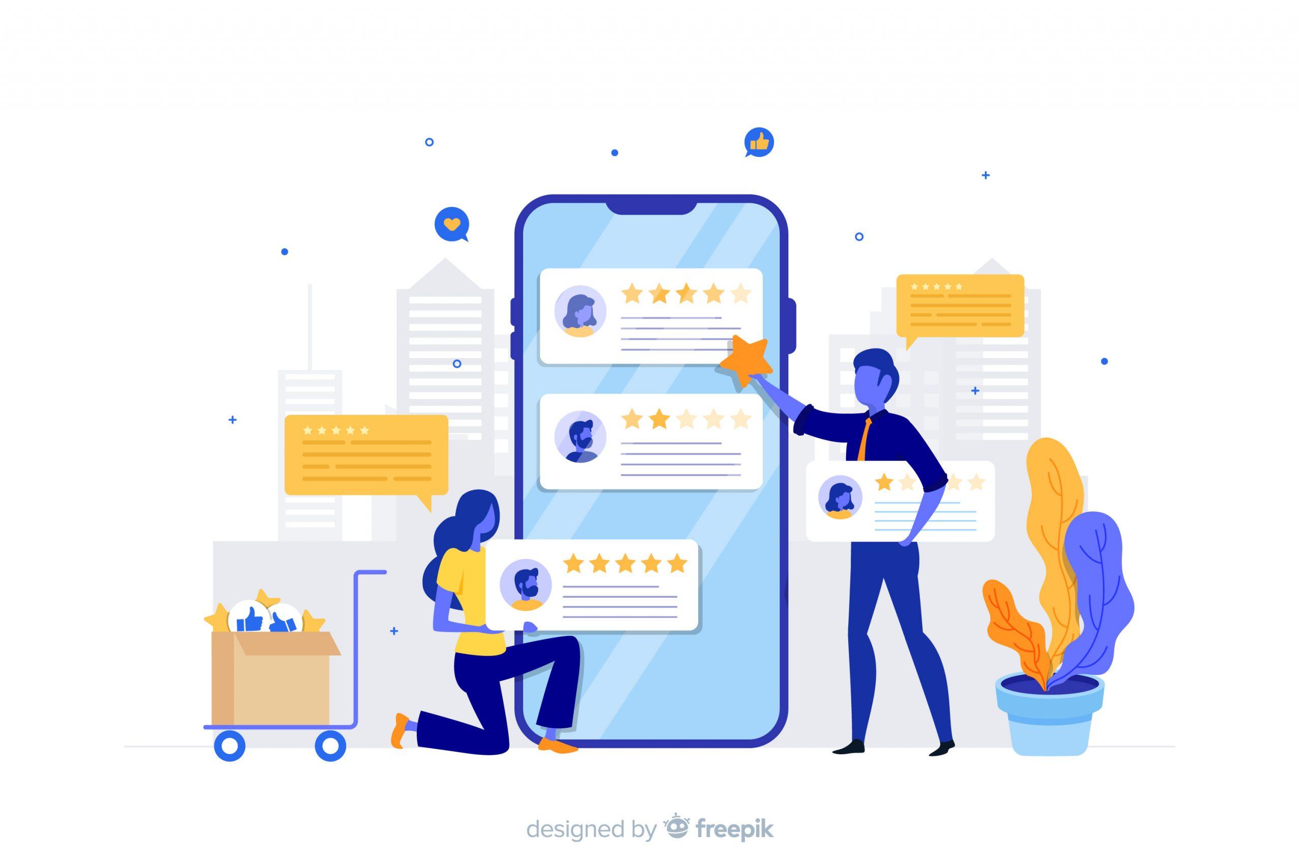 online reputation management vicinus.ai